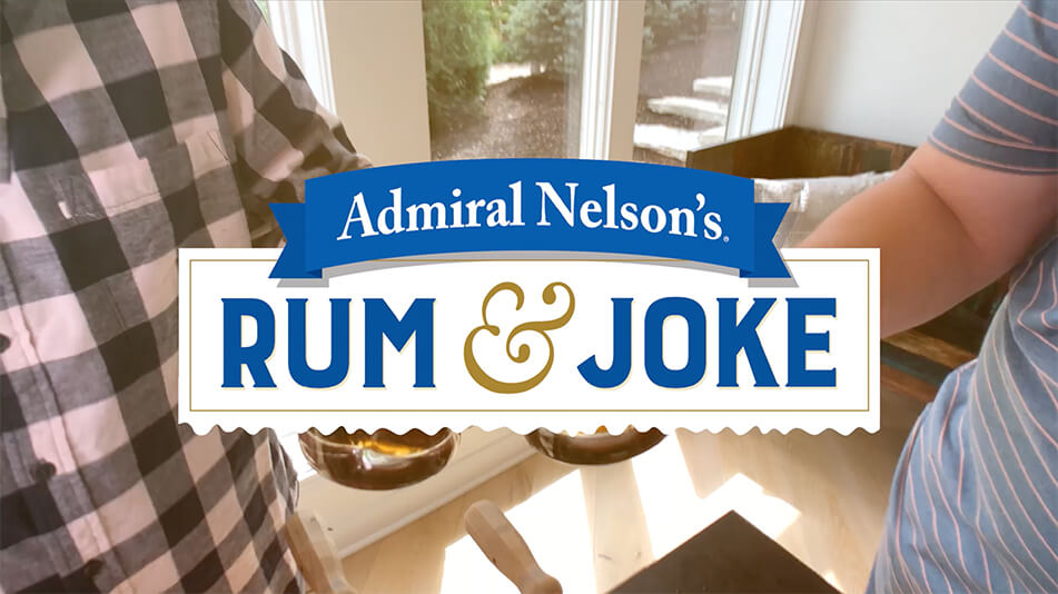 Admiral Nelson's Rum and Joke